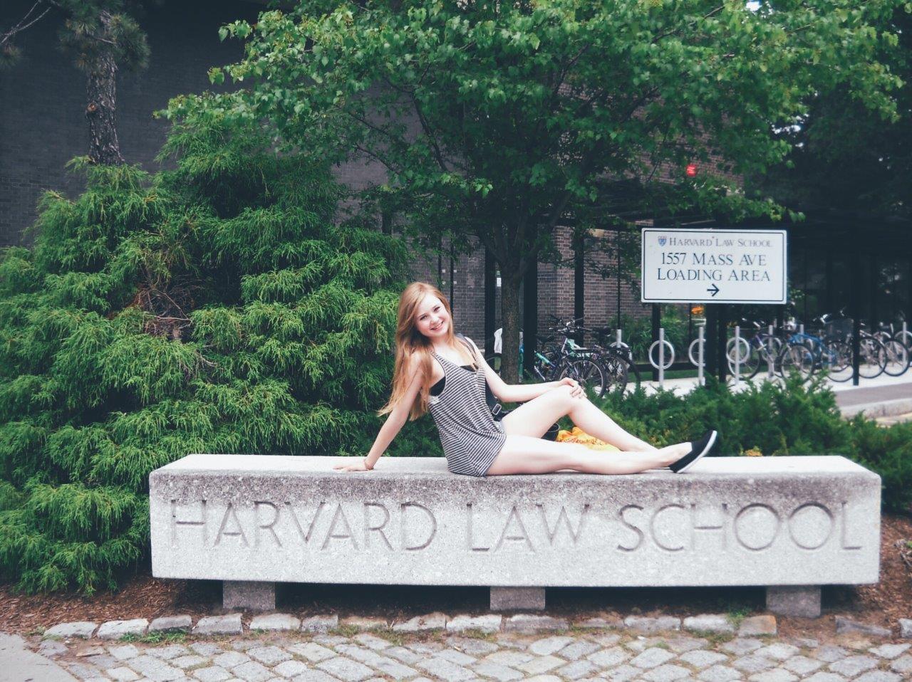 Visiting Harvard University