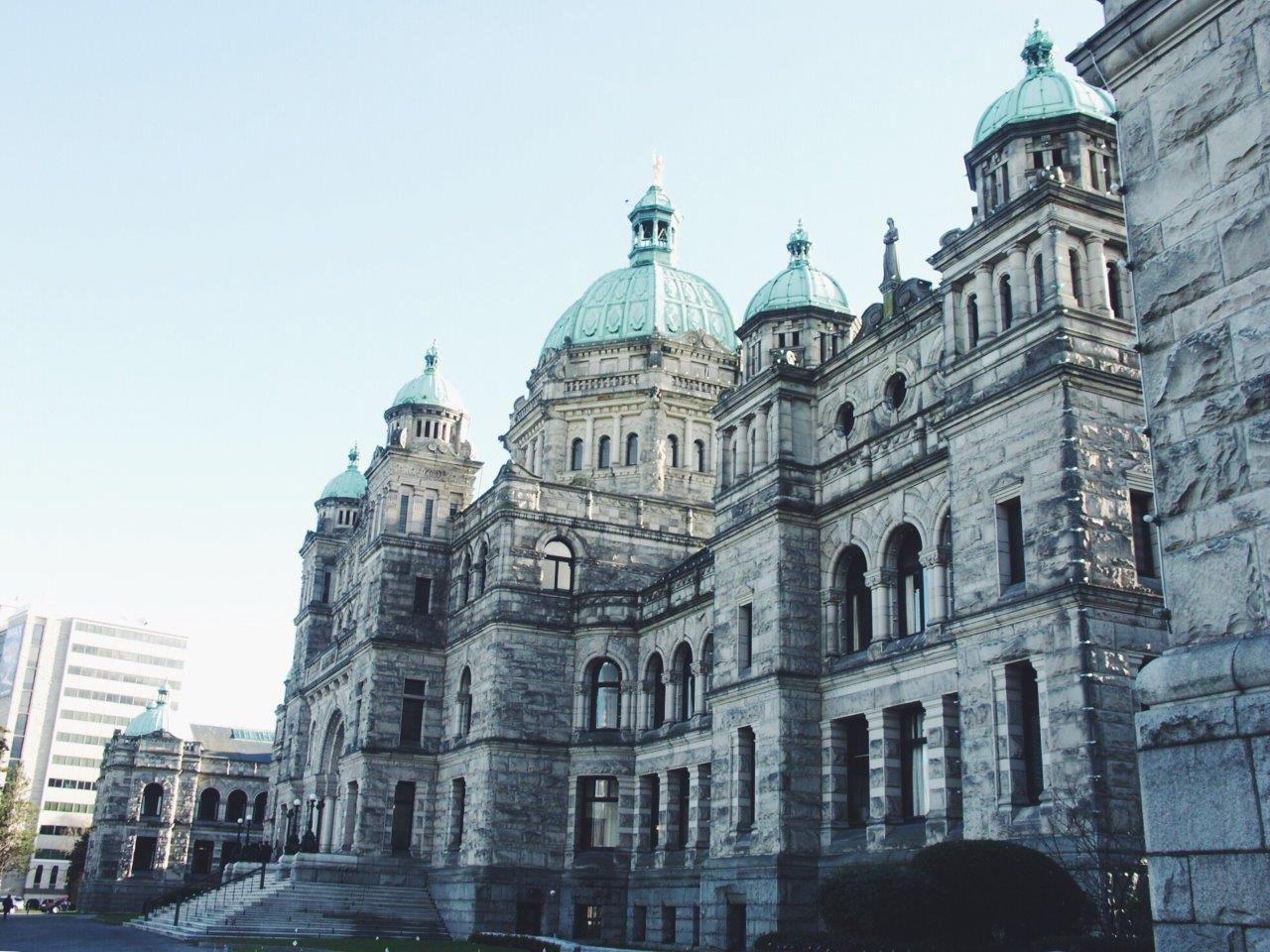 Winter Holiday: Victoria, BC