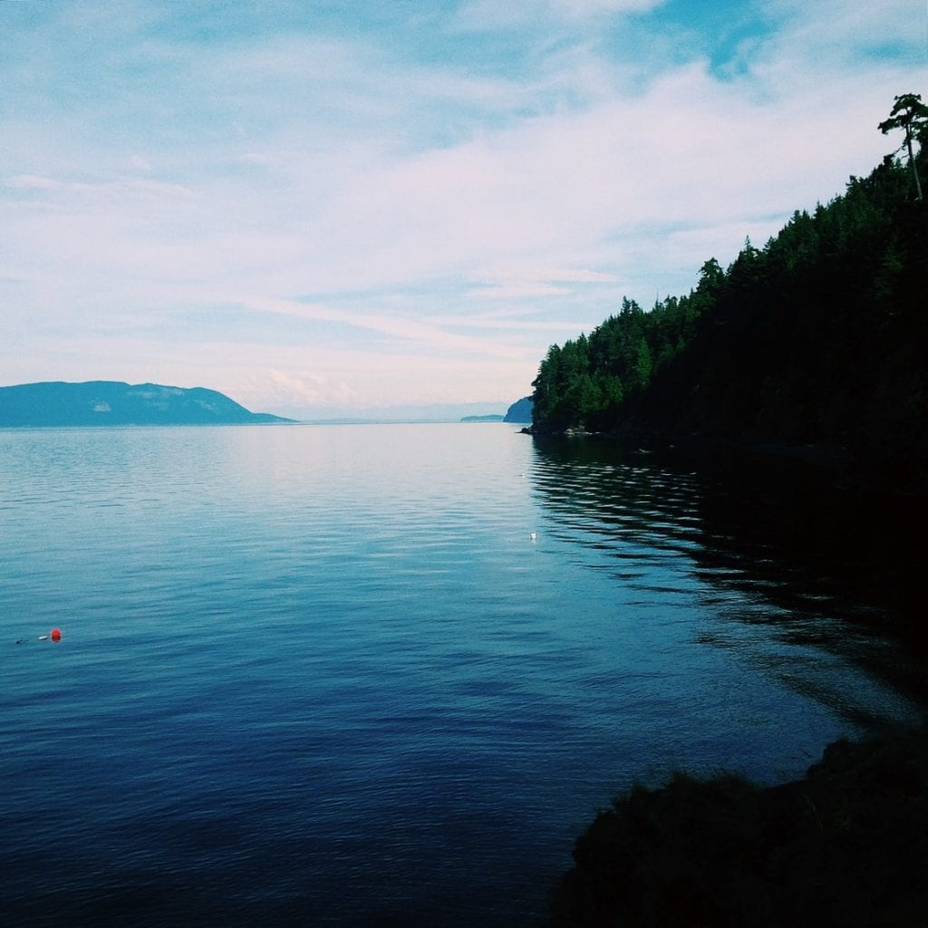 A Weekend on Orcas Island