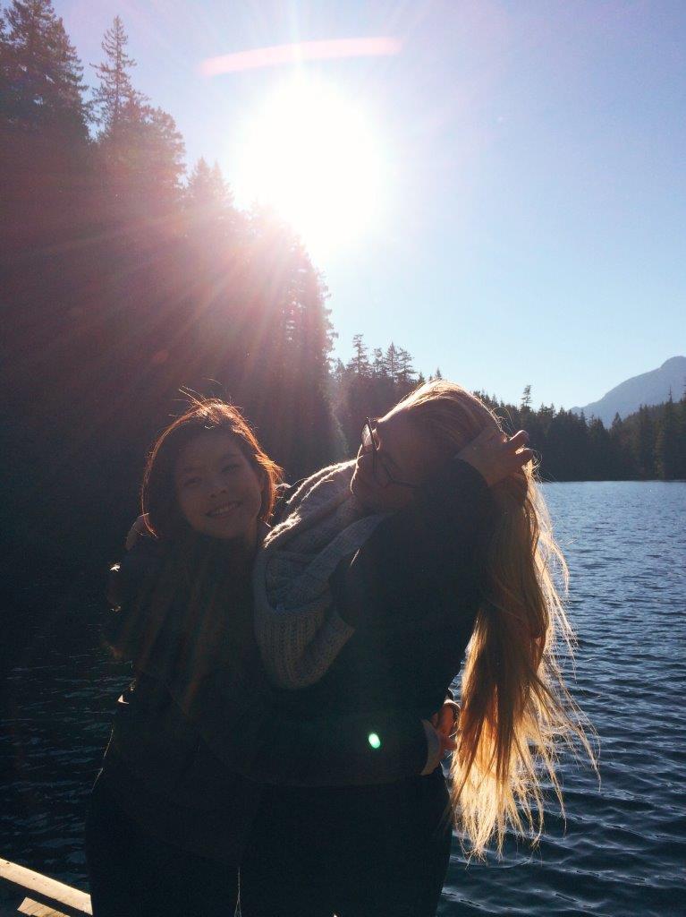 jana meerman evans lake