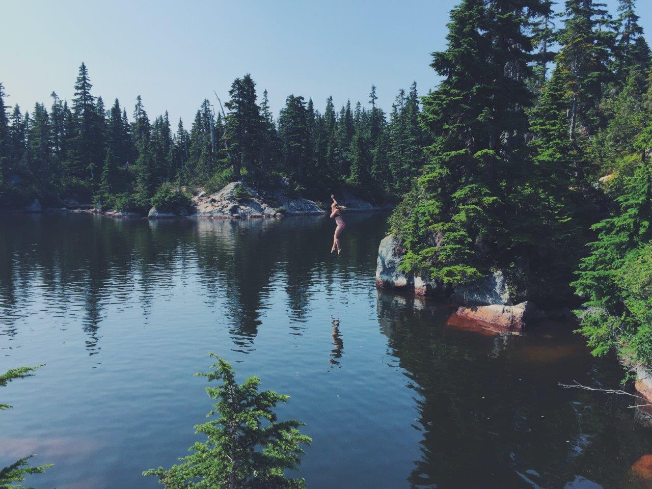 jana meerman cabin lake