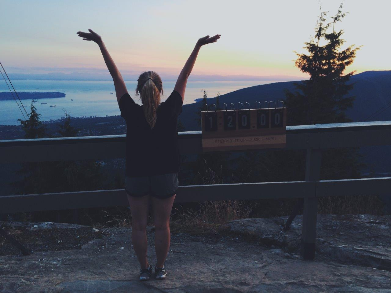 jana meerman grouse grind