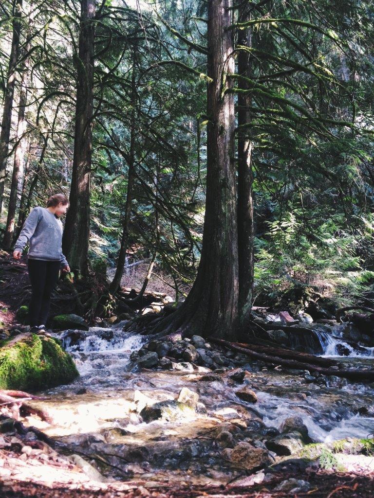 jana meerman baden powell lynn valley to grouse