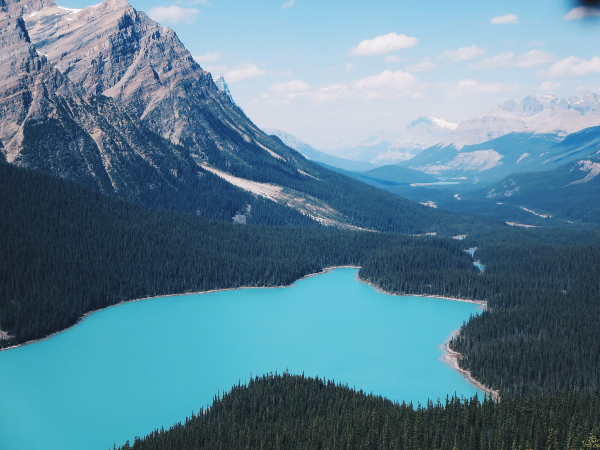 jana meerman peyto lake