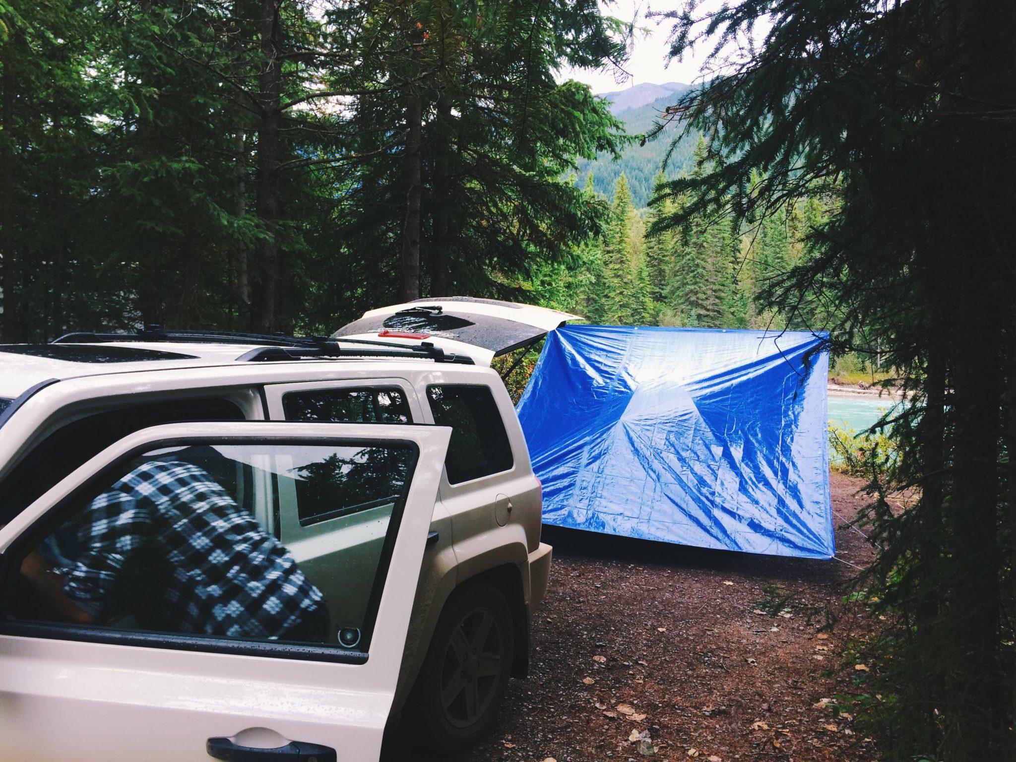 jana meerman robson shadows campground