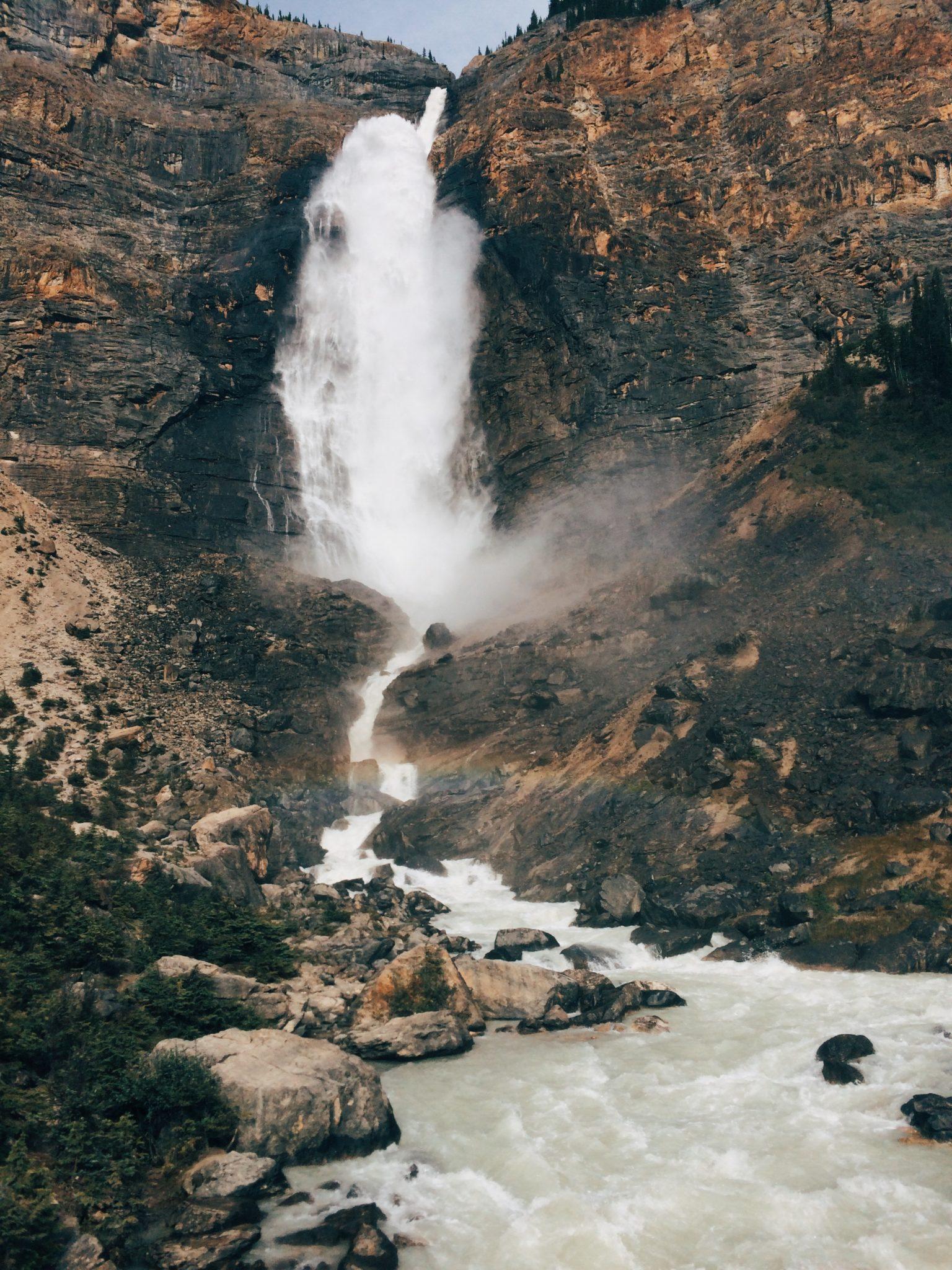 jana meerman takakkaw falls