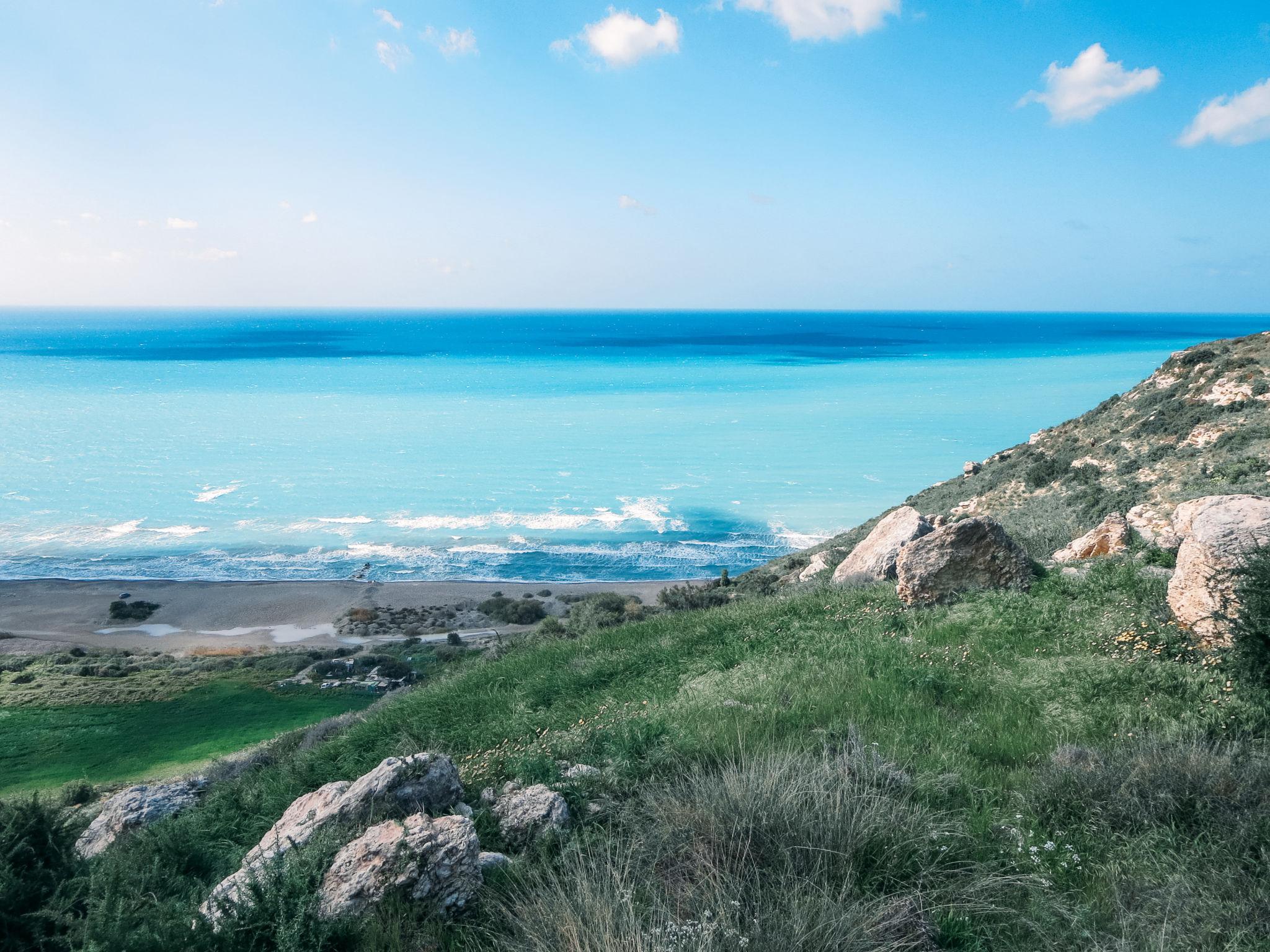 jana meerman kourion beach cyprus (4)