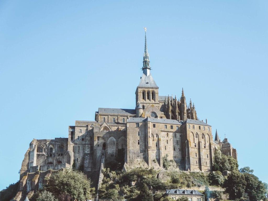 A Weekend in Mont Saint-Michel