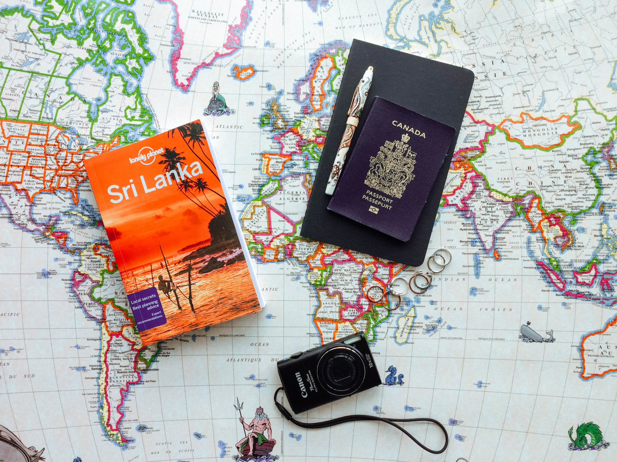 jana meerman sri lanka travel flat lay-5