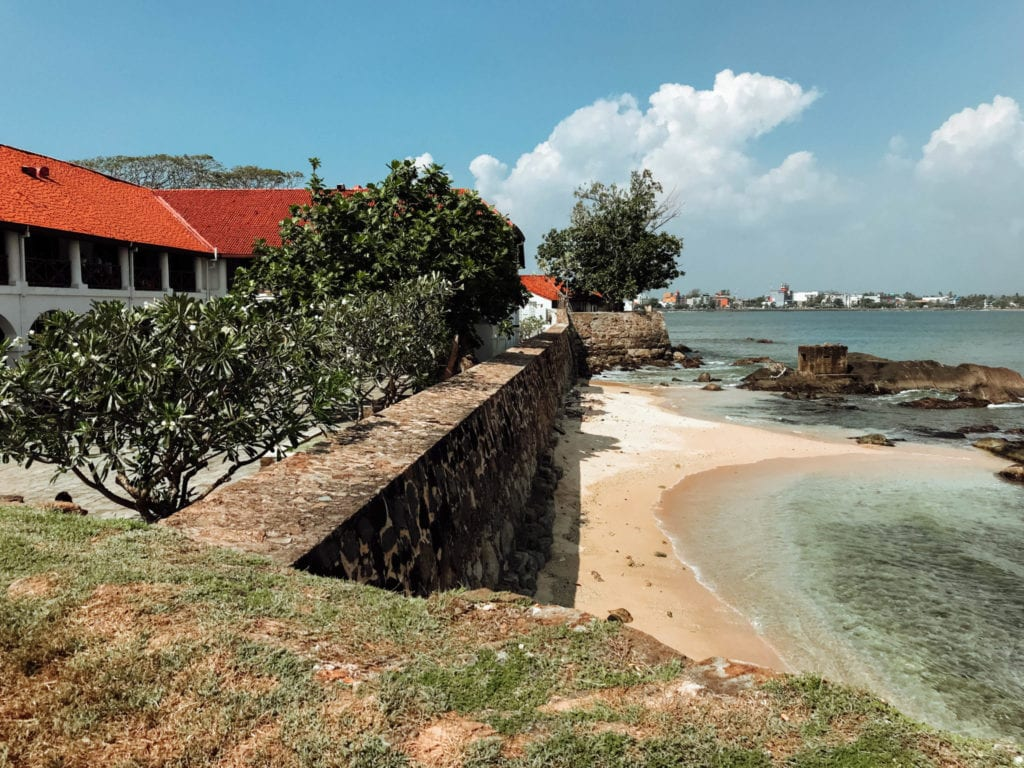 akersloot bastion, galle fort, sri lanka