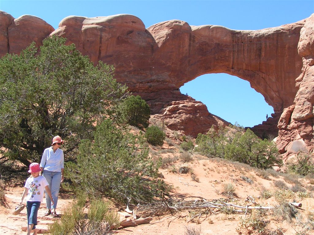 jana meerman arches national park utah