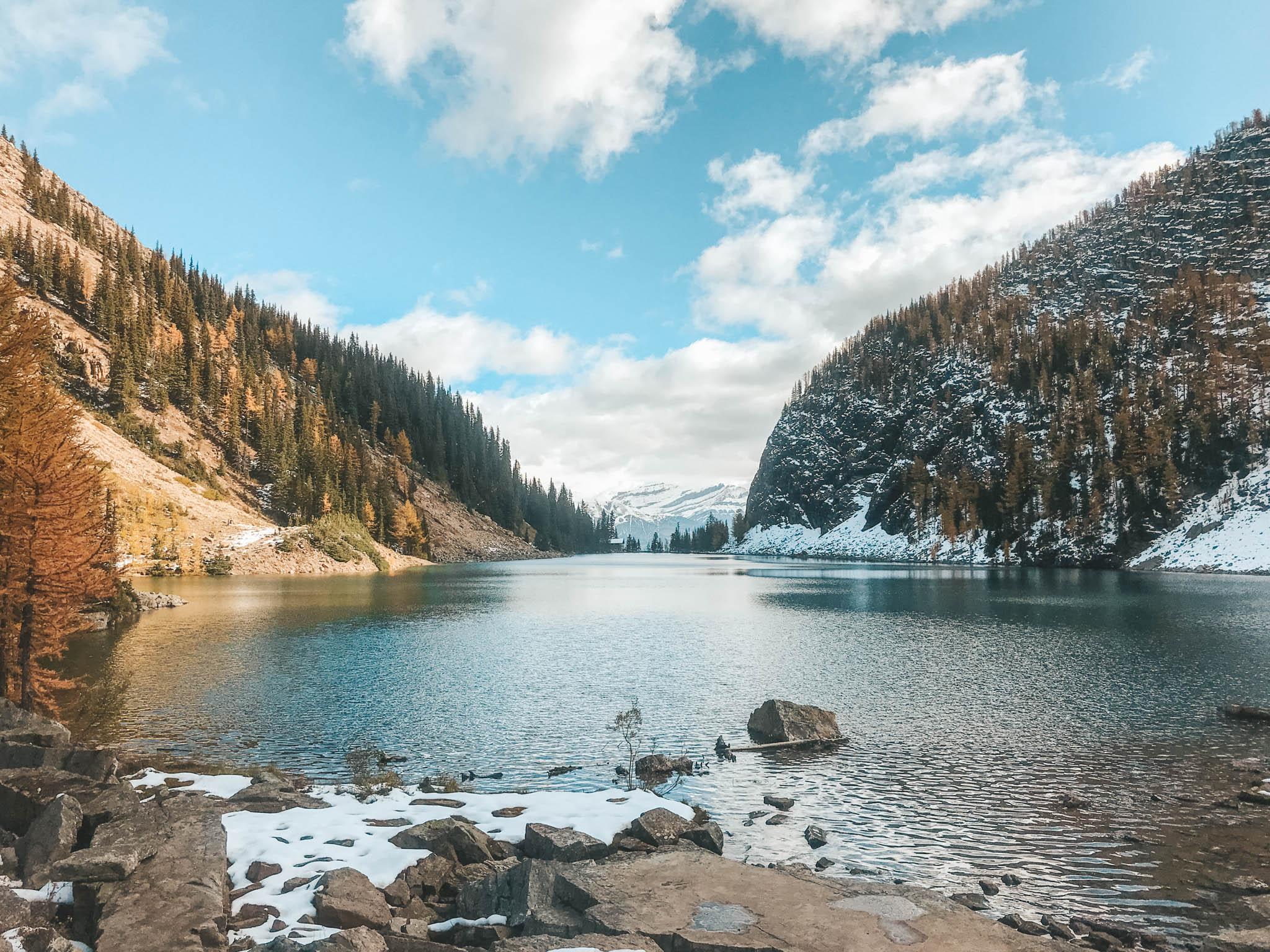 jana meerman lake louise big beehive lake agnes moraine lake banff-2