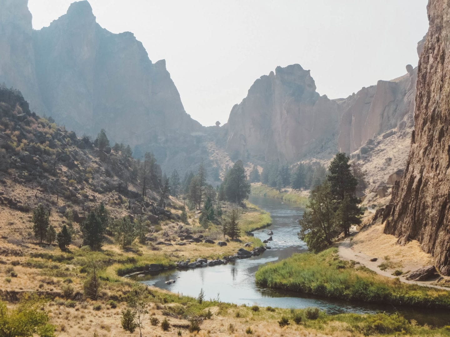 A Guide to Smith Rock State Park