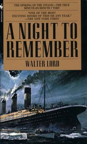 lord, walter - a night to remember