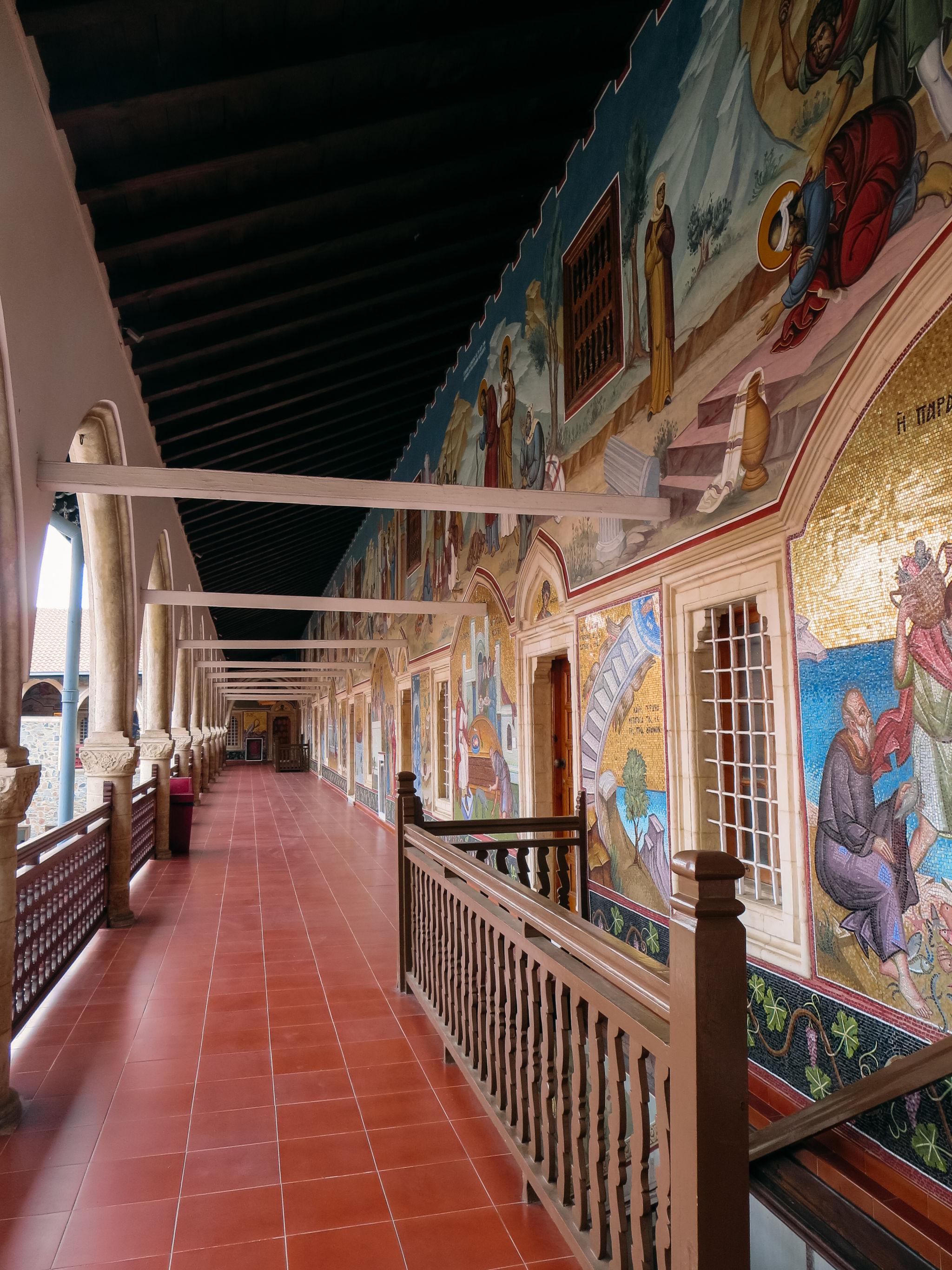 jana meerman kykkos monastery cyprus (4)