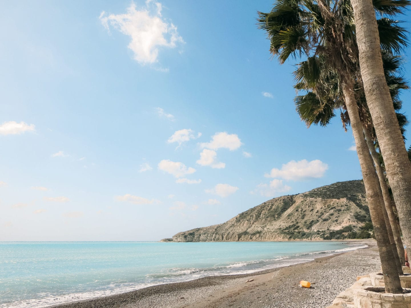 An Afternoon in Pissouri