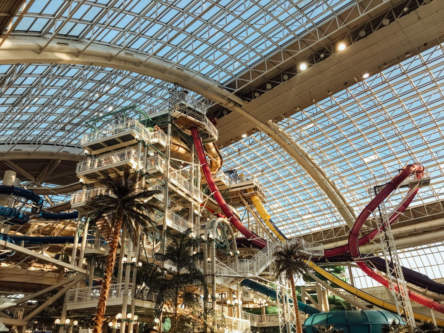 A Guide to West Edmonton Mall