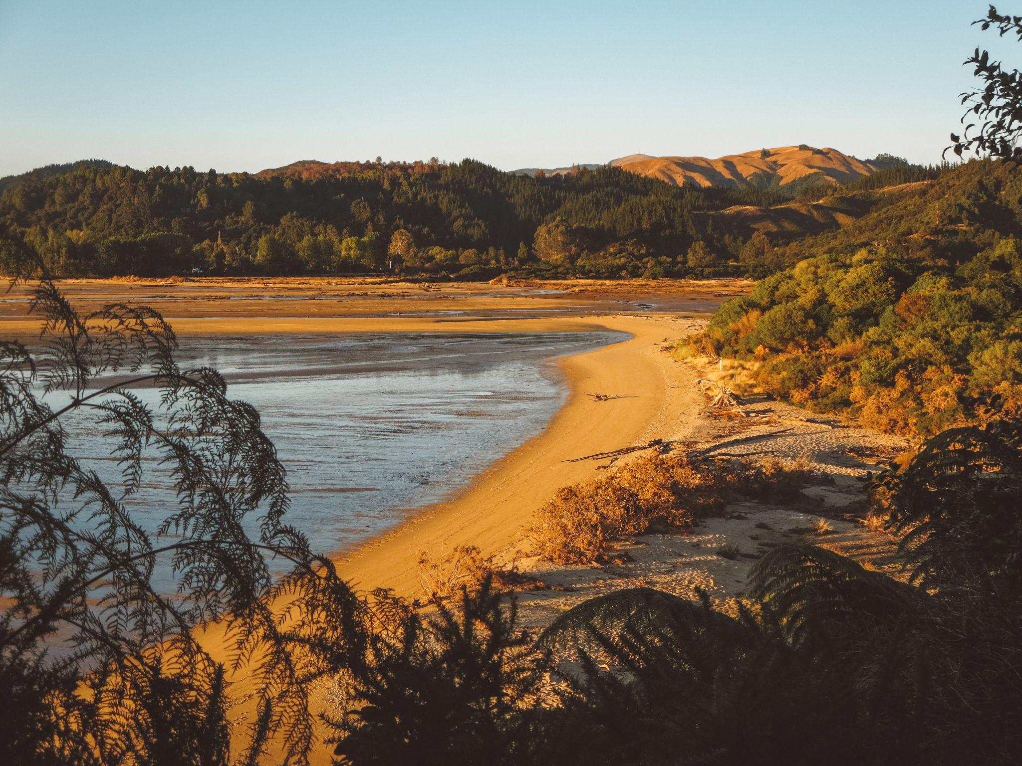 jana meerman abel tasman coast track