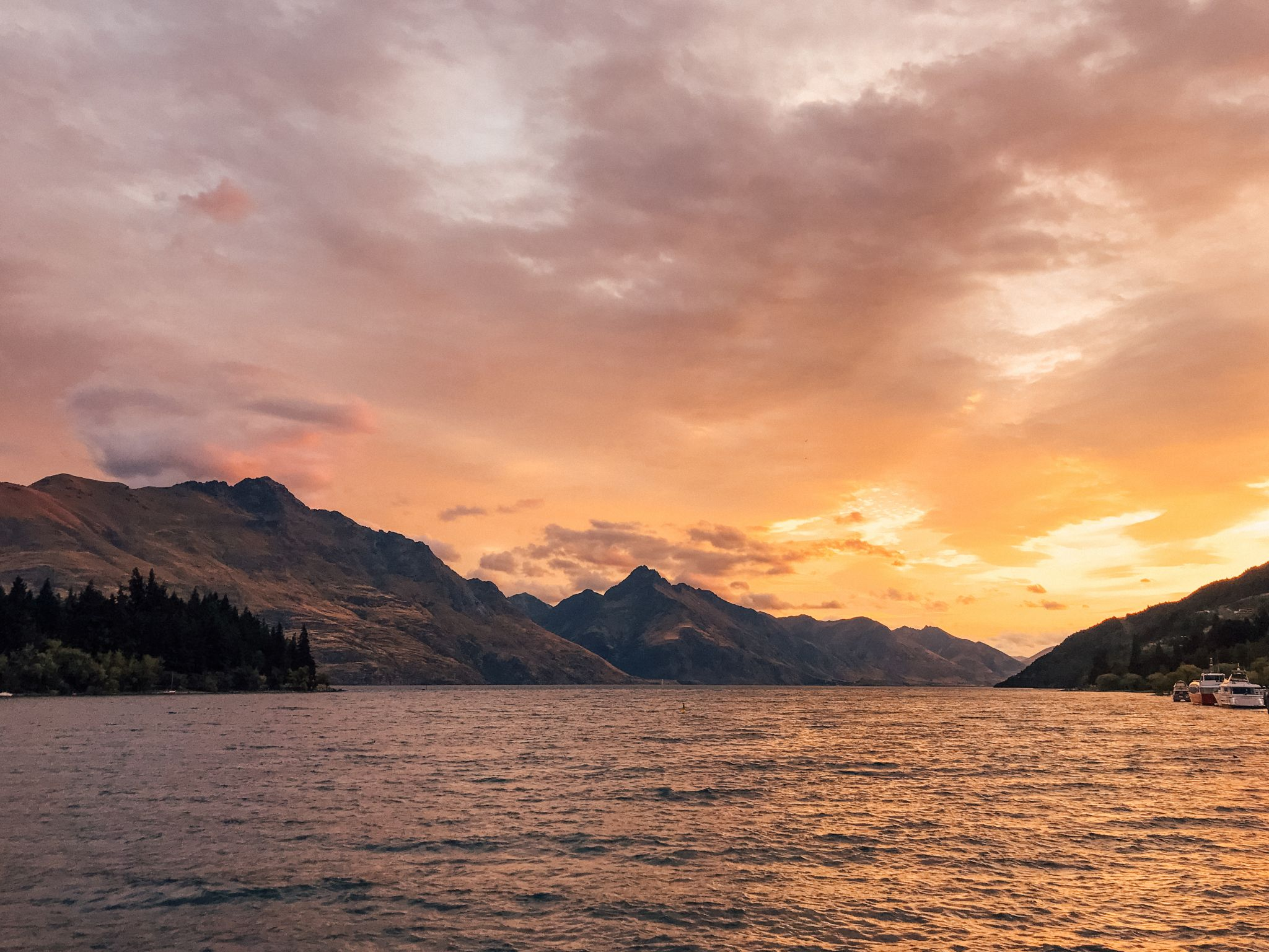 jana meerman lake wakatipu queenstown