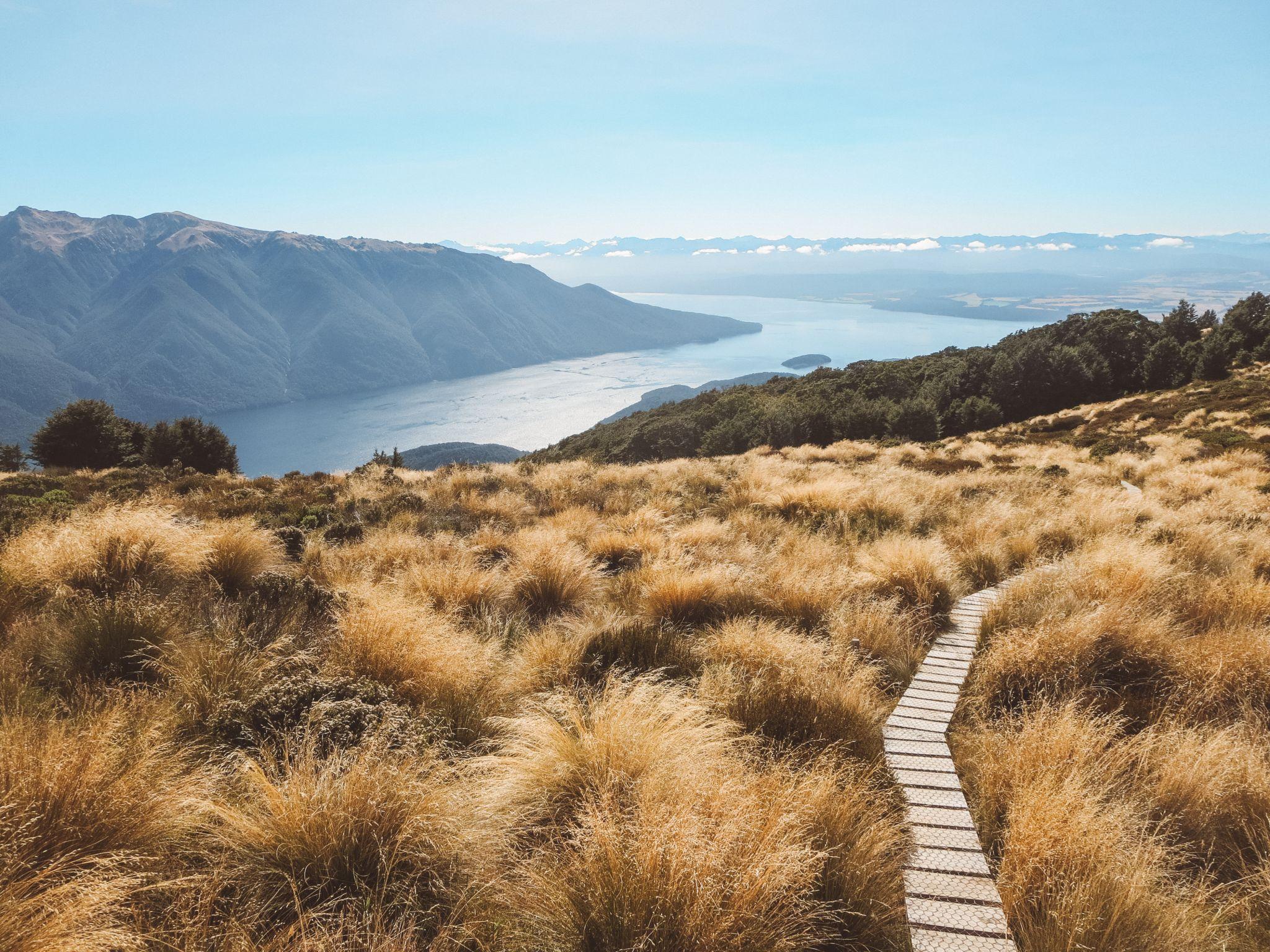 jana meerman luxmore hut kepler track (1)