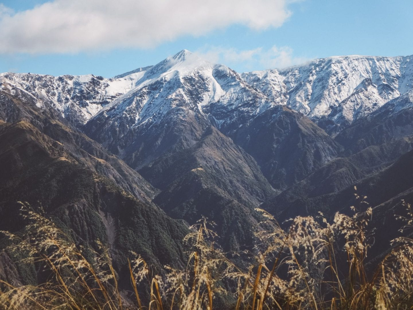 Backpacking New Zealand's South Island