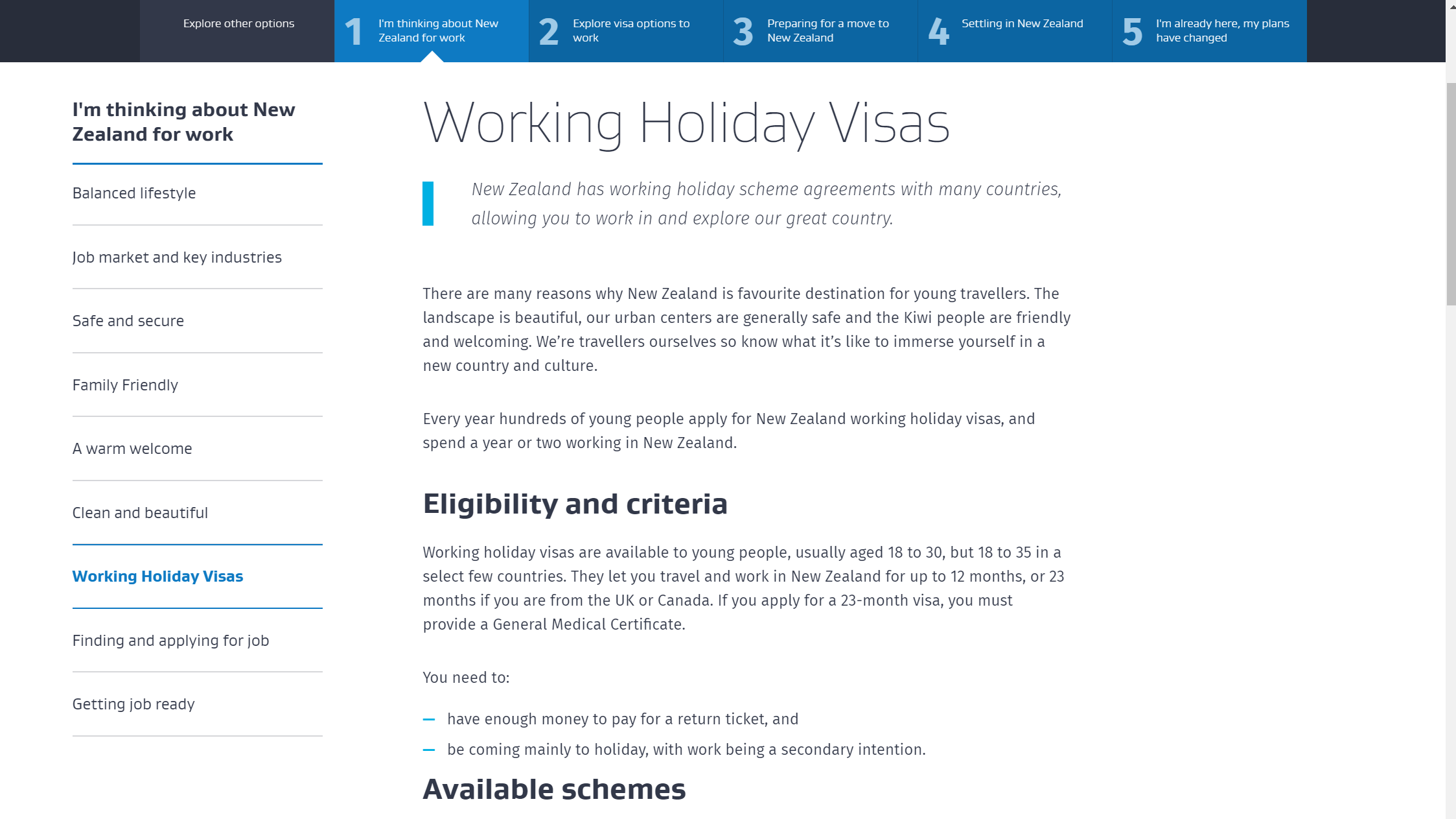 Applying for a New Zealand Working Holiday Visa | Jana Meerman