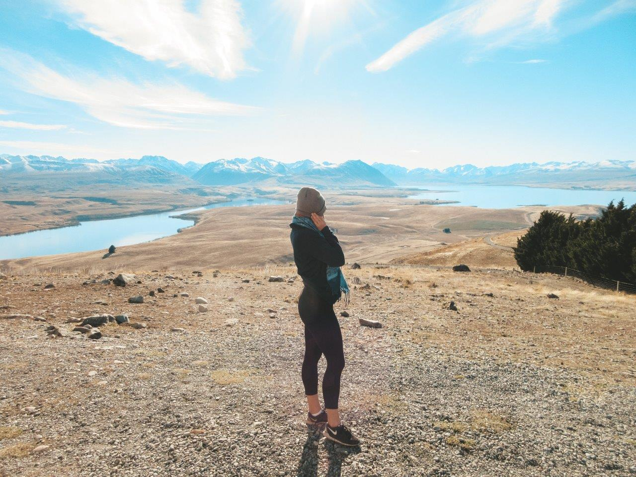 jana meerman mount john lake tekapo