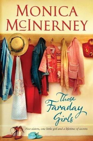 Those Faraday Girls - McInerney, Monica