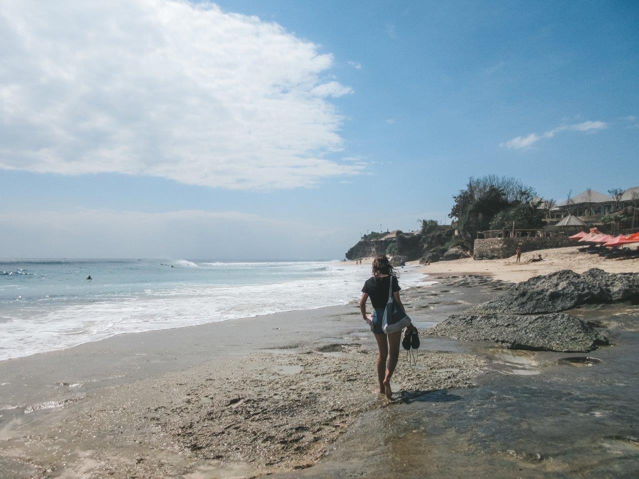 jana meerman dreamland beach uluwatu bali 1