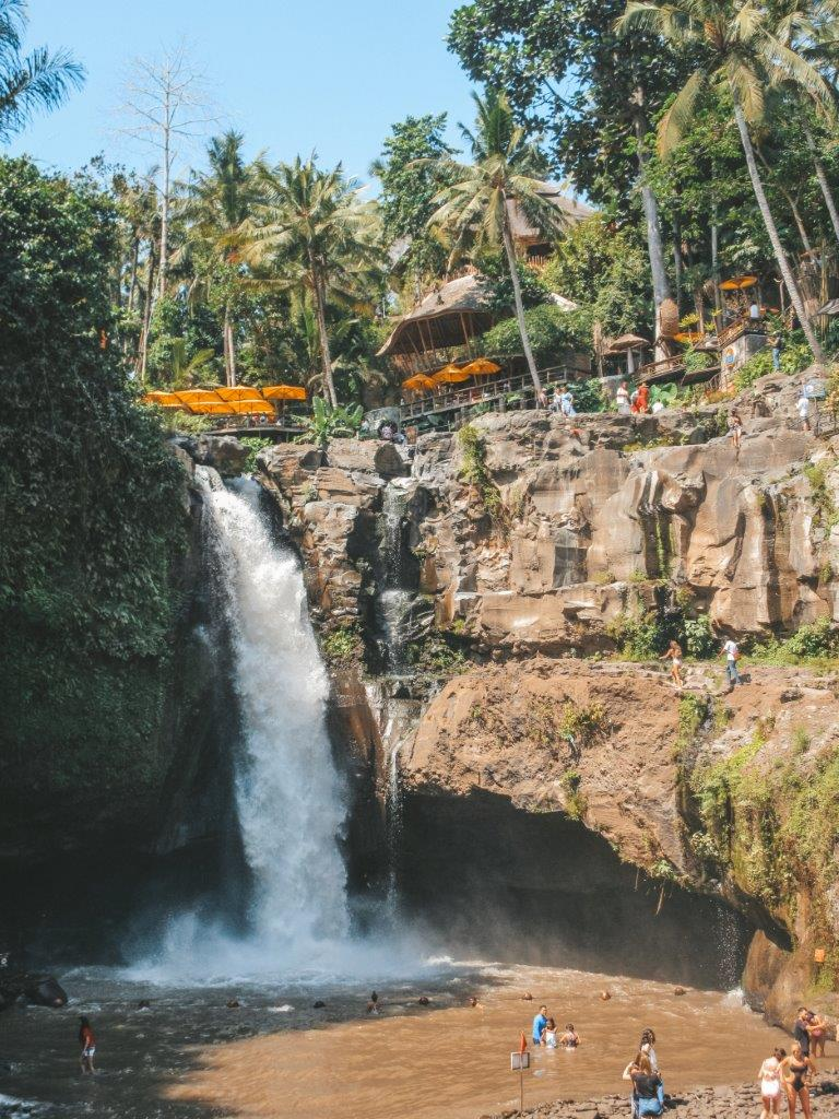 jana meerman tegangang waterfall bali 1