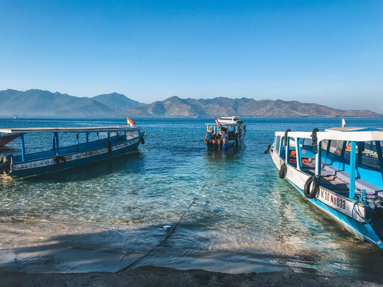 jana meerman ferry to lombok 2