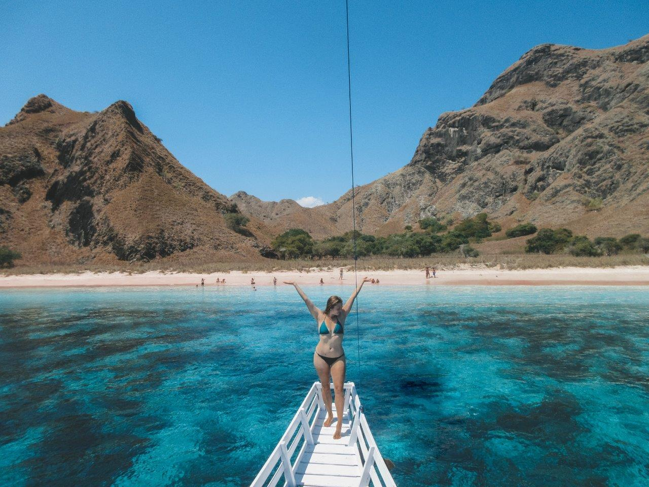Long Beach, Komodo