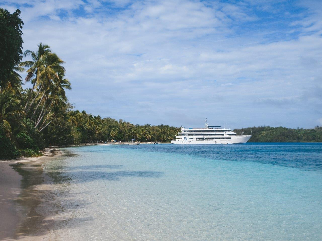 A Guide to Nanuya Island