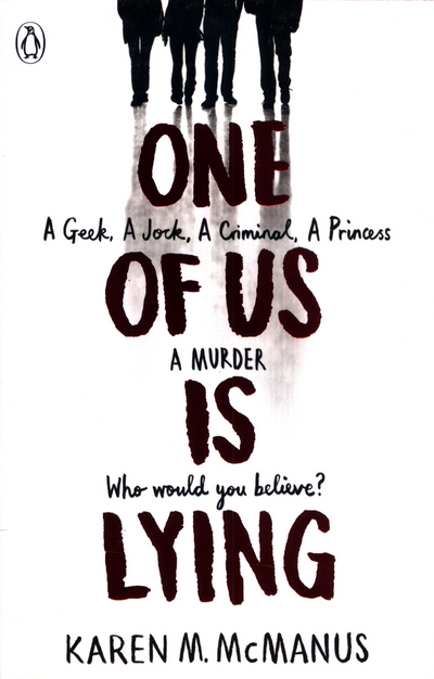 one of us is lying - karen mcmanus