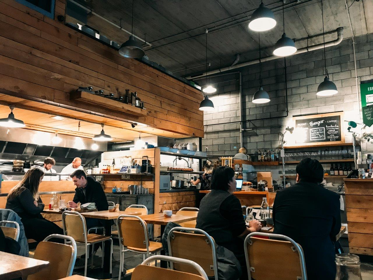 jana meerman flight hangar cafe wellington