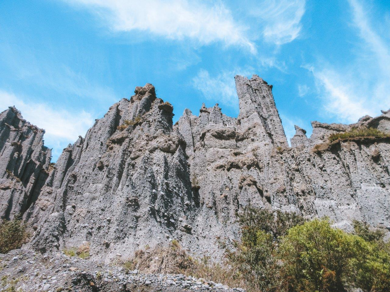 Putangirua Pinnacles & Cape Palliser Hike