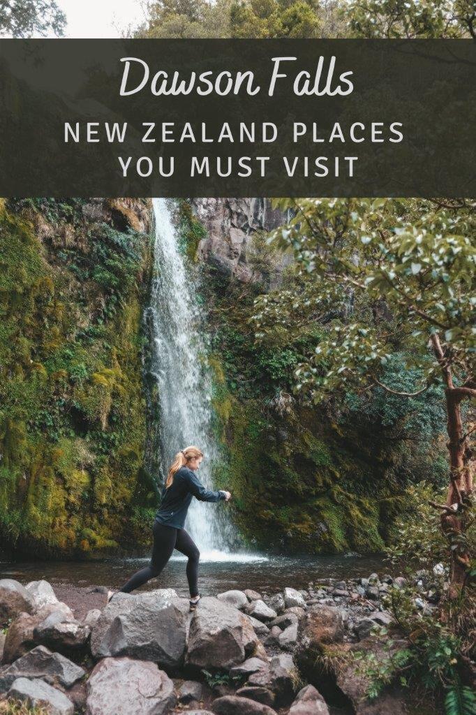 Pinterest - Dawson Falls