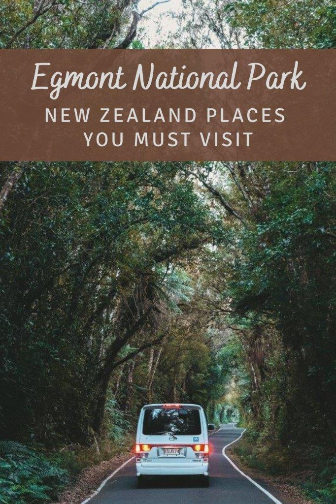 Pinterest - Egmont National Park
