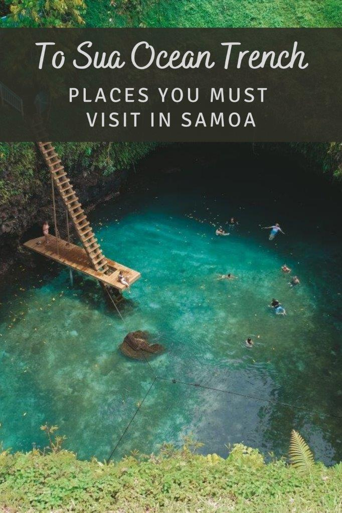 Pinterest - To Sua Ocean Trench