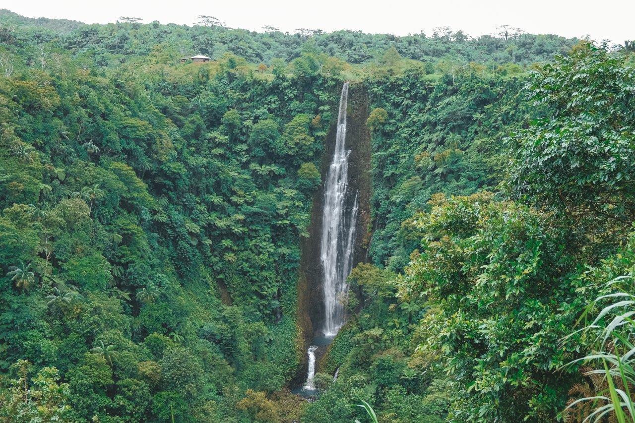 jana meerman papapapaitai waterfall samoa