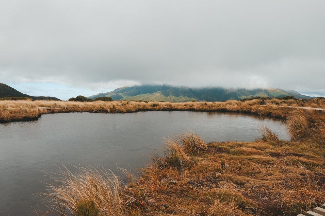 jana meerman pouakai reflective tarn hike taranaki (2)
