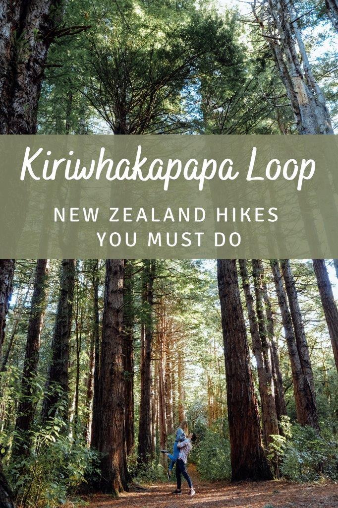 Pinterest - Kiriwhakapapa Loop