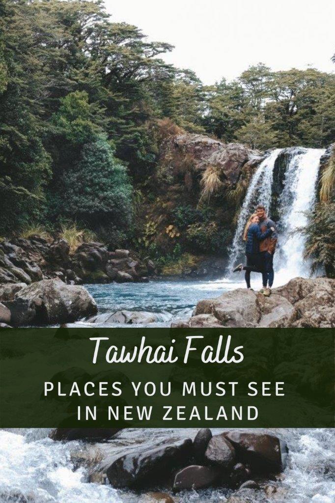 Pinterest - Tawhai Falls 2