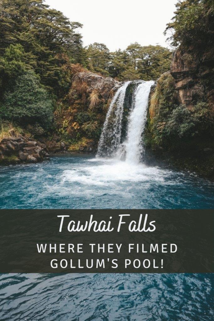 Pinterest - Tawhai Falls