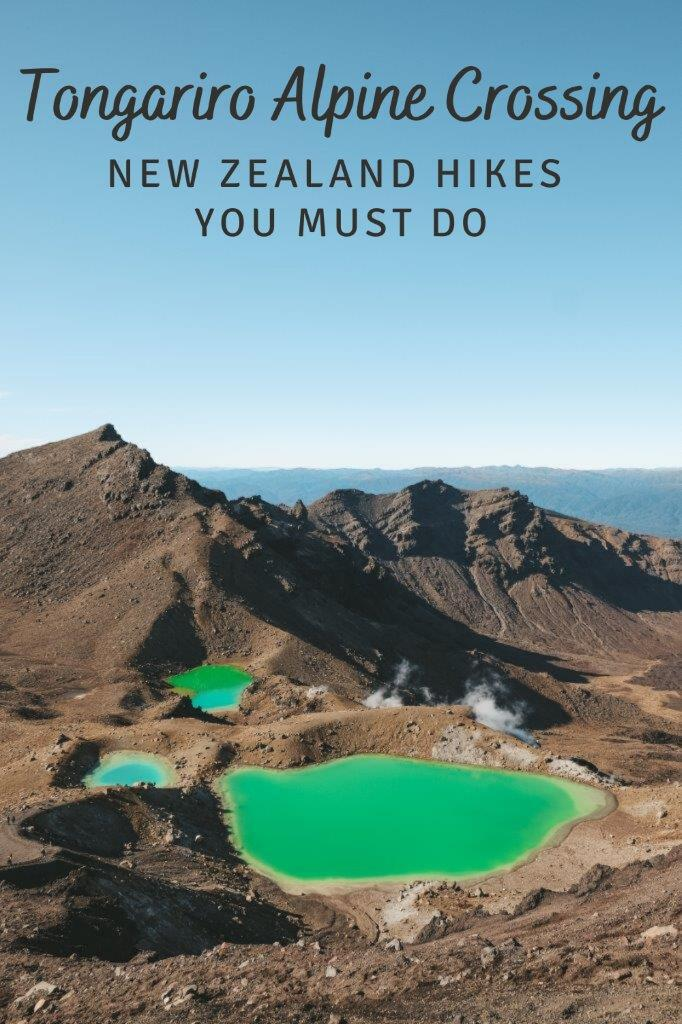 Pinterest - Tongariro Alpine Crossing