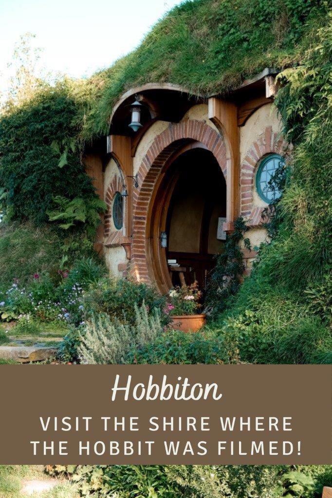 Pinterest - Hobbiton