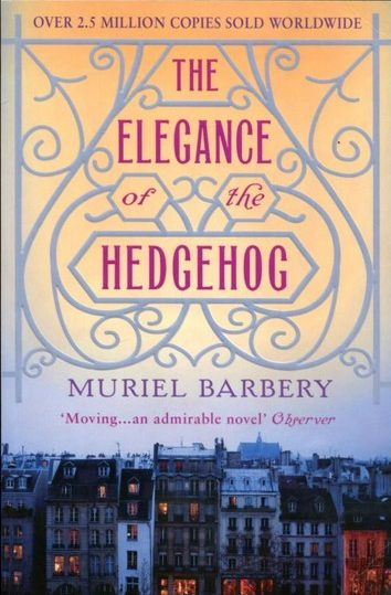 the elegance of the hedgehog muriel barbery
