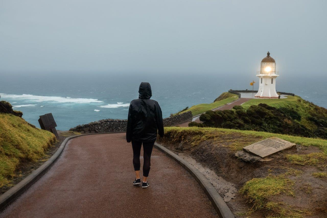 Visiting Cape Reinga