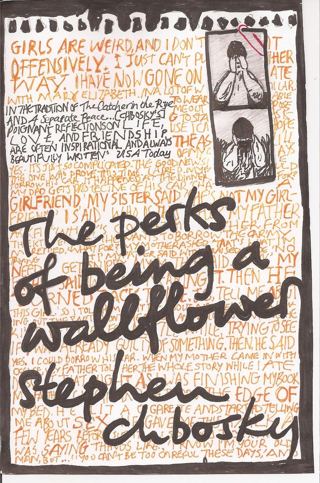 jana meerman perks of being a wallflower stephen chbosky