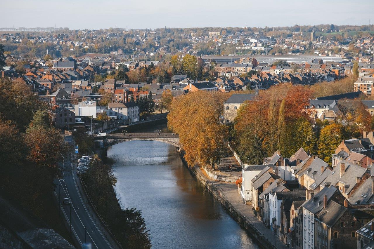 Exploring the Citadel of Namur